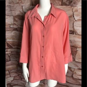 Blair woman blouse size 2XL